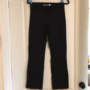 Betabrand straight leg yoga dress pants - Sz SP